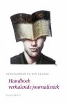 Schrijven Online webshop: Handboek verhalende Journalistiek -