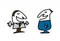 Te veel personages in een roman zorgt voor verwarring voor de lezer.