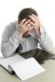 Schrijfangst is een veelvoorkomend probleem bij mening schrijver.