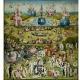 Poëzie en beeldende kunst geïnspireerd op Tuin der Lusten