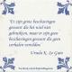 Schrijfwijsheid Ursula K. Le Guin
