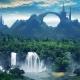 Fantasy wereld