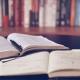 Open boek afbeelding