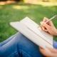 leren schrijven in het weekend