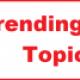 Trending Topic: shortlist ECI Literatuurprijs bekend
