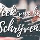 week van het schrijven