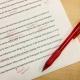 dictee schrijven