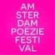 Programma Amsterdam Poëziefestival bekend.