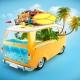 Schrijfopdrachten voor tijdens je vakantie op Schrijven Online.