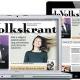 Volkskrant looft Schrijven Magazine